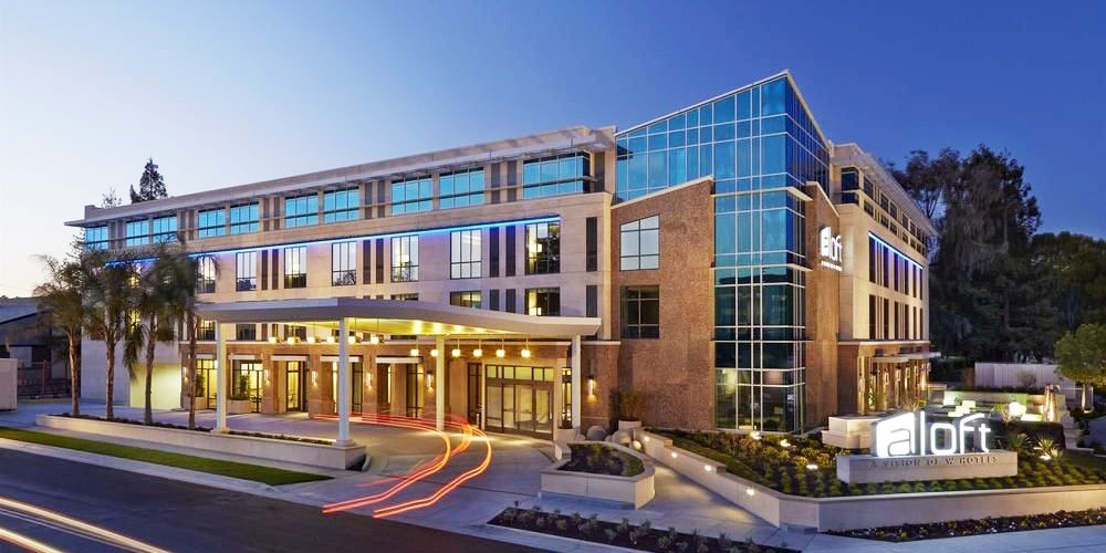 Aloft San Jose Cupertino -- San Jose, CA