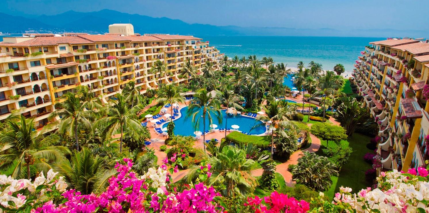 Velas Vallarta Suite Resort  -- Puerto Vallarta-Riviera Nayarit, Mexico