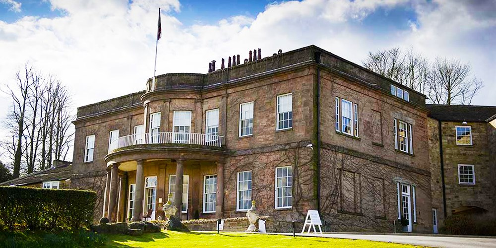 Wood Hall Hotel & Spa -- Collingham, United Kingdom