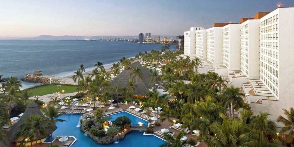 Sheraton Buganvilias Resort & Convention Center -- Puerto Vallarta-Riviera Nayarit, Mexico