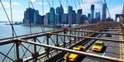 ab 699 € -- Citytrip New York: Hotel in Manhattan & Flug