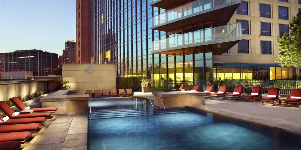 Omni Fort Worth Hotel -- Fort Worth, TX