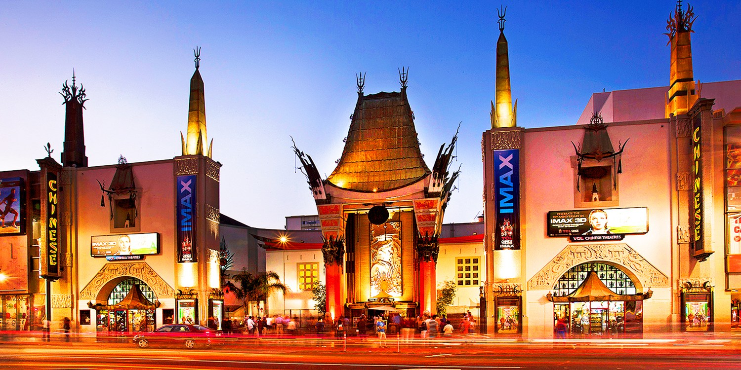 $27 -- TCL Chinese Theatre IMAX VIP Tour for 2 w/Popcorn