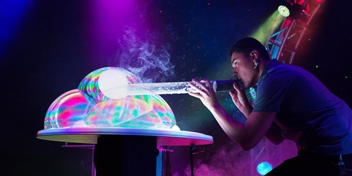 $45 -- Interactive Bubble Show in NYC, Reg. $75