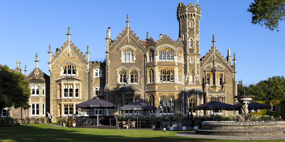 The Oakley Court -- Fifield, United Kingdom
