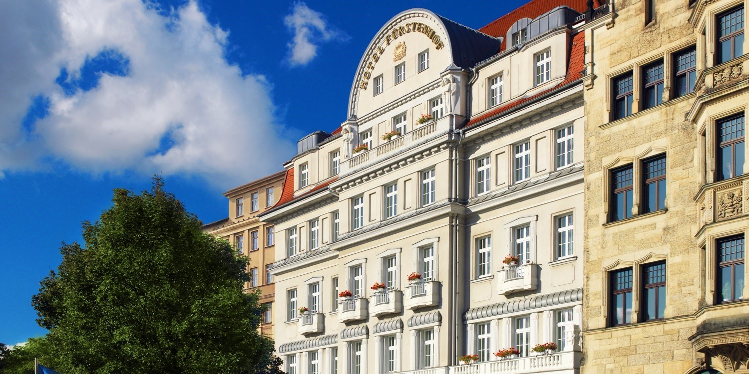 Hotel Fürstenhof - A Luxury Collection -- Leipzig, Germany