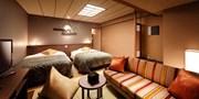 ¥12,960 -- 鬼怒川温泉 70種石窯ブッフェ含む2食付 シモンズベッド和洋室でワンランク上のひととき