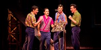 £65 & up -- 'Jersey Boys' Top Ticket & Free Dinner