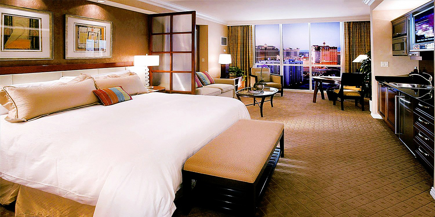 $79 -- Las Vegas 4-Star Suite Escape for 2