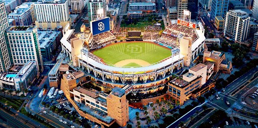Padres Games incl. Mother's Day, WineFest & KidsFest