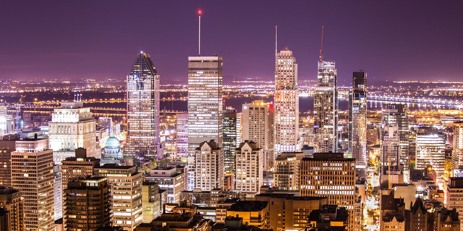 $109 – Downtown Montreal Hotel with Parking & Wi-Fi, Reg. $199 -- Montreal, Quebec