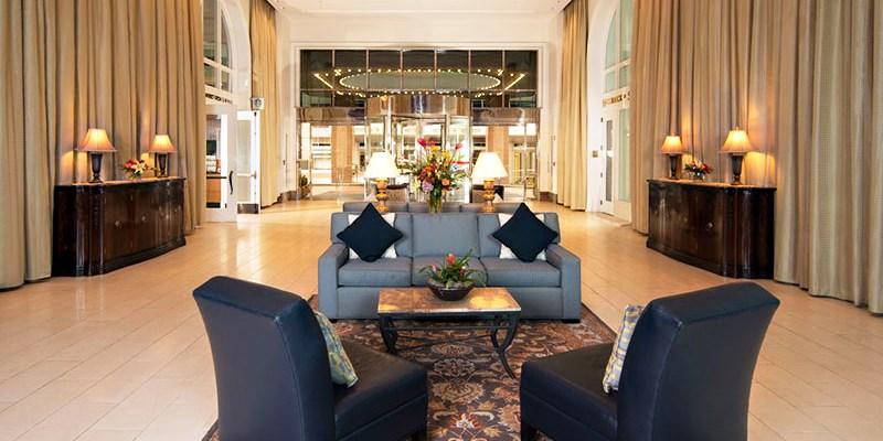 Hilton Indianapolis Hotel & Suites -- Indianapolis, IN