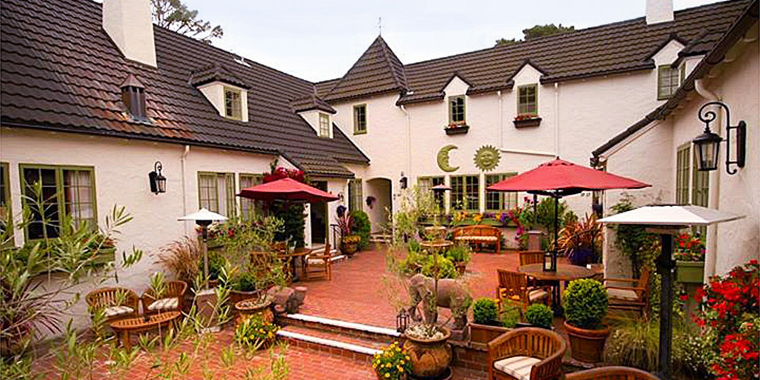$250 -- Carmel 'World's Best' Hotel into Spring, Reg. $389
