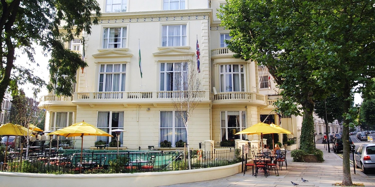 The Colonnade Hotel  -- West London