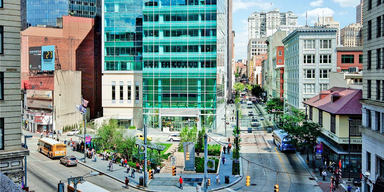 Fairmont Pittsburgh -- Pittsburgh, PA