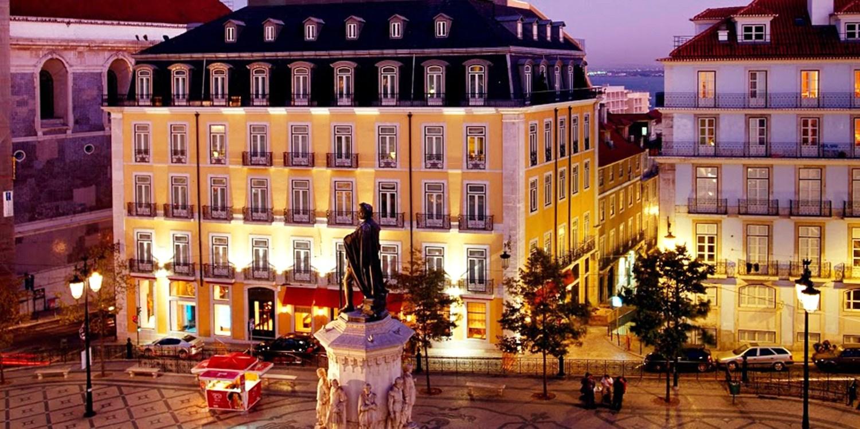 Bairro Alto Hotel -- Lisbon, Portugal