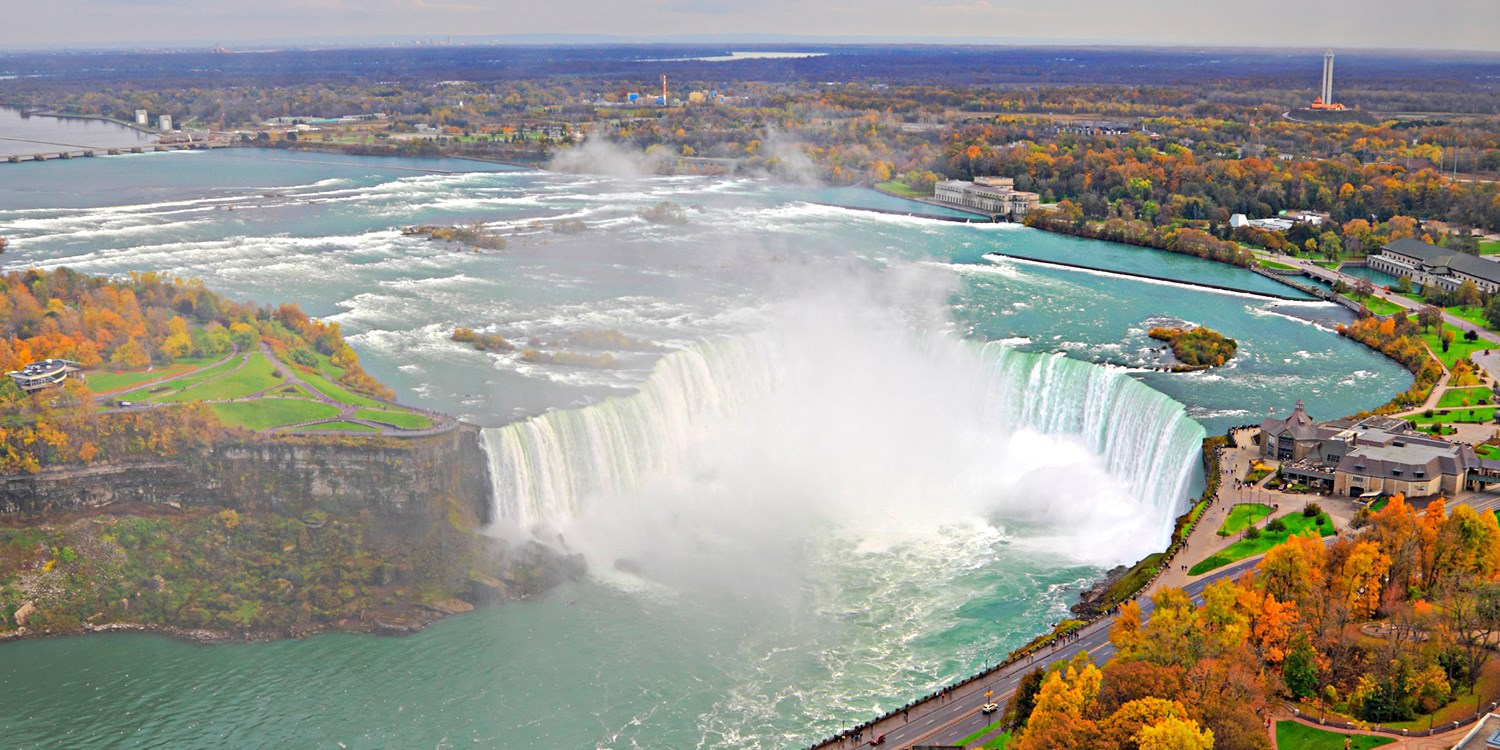 $65 -- Niagara 'Choose-Your-Own' Getaway, Save 70%