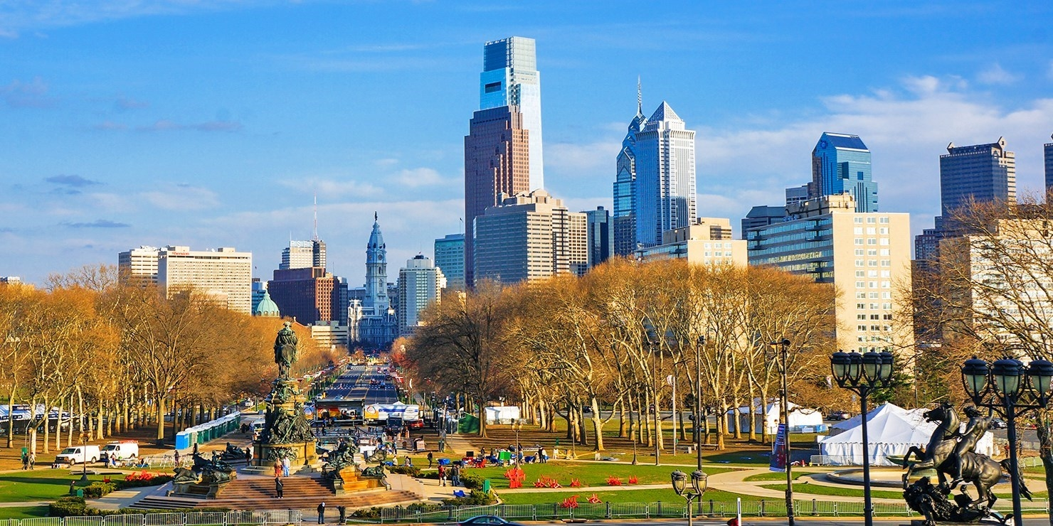 $114 – Philly Hotel incl. Breakfast, 40% Off -- Center City East, Philadelphia