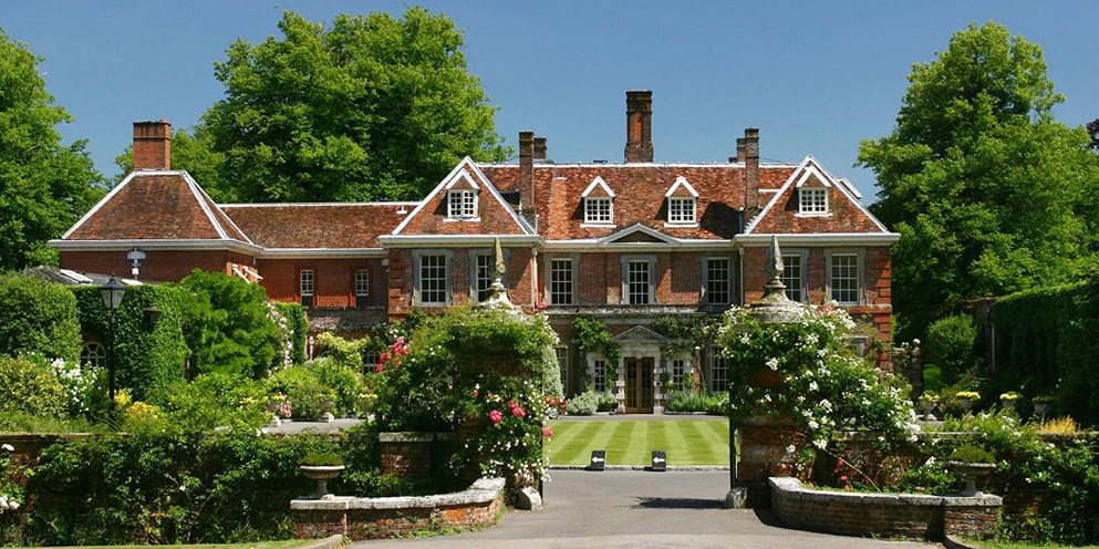 Lainston House Hotel -- Winchester, United Kingdom