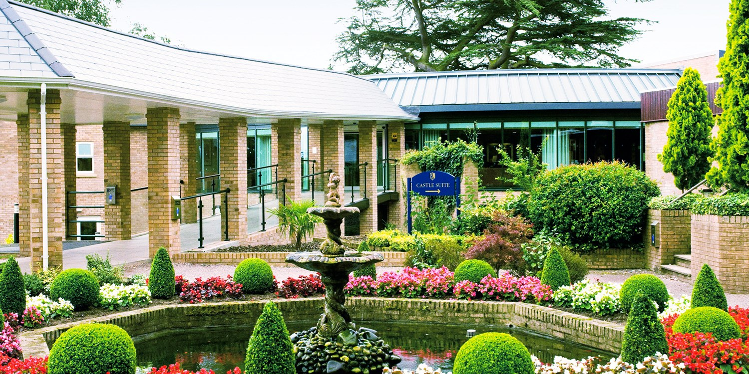 Macdonald Portal Hotel, Golf and Spa -- Tarporley, United Kingdom