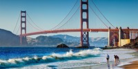 £296 -- Direct Flights to San Francisco from London (Return)