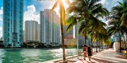 £296 -- Direct Flights to Miami from London (Return)