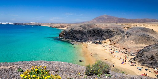 £65 -- Fly to Lanzarote from 6 UK Airports