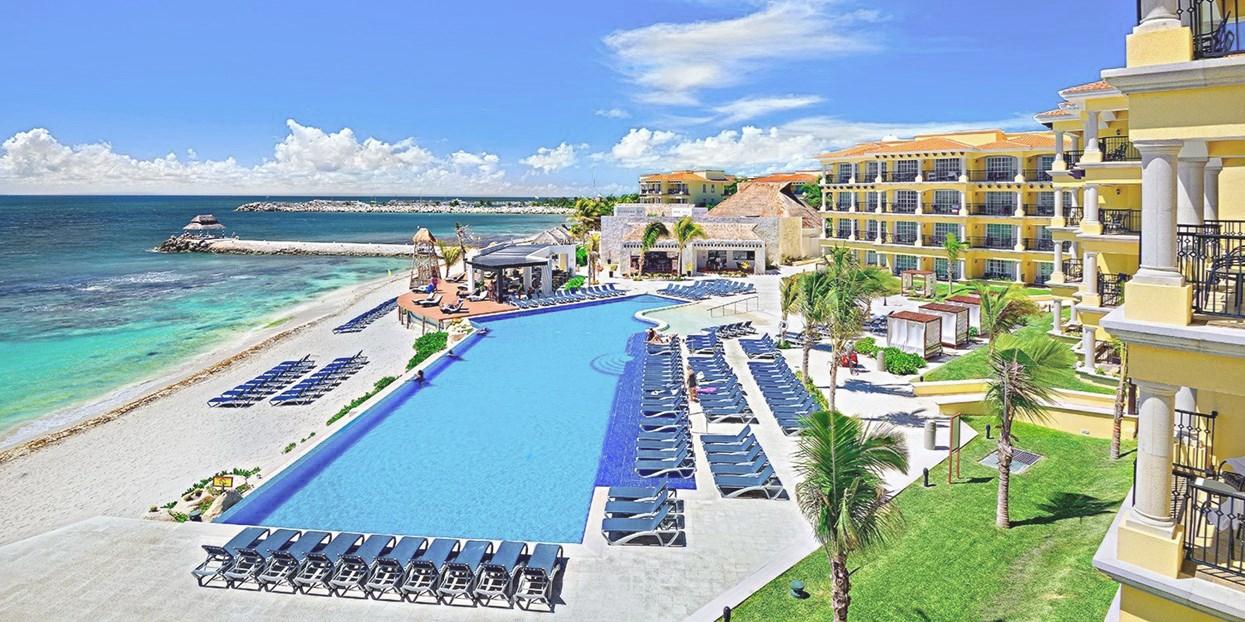 Hotel Marina El Cid Spa & Beach Resort-Riviera Maya -- Puerto Morelos, Mexico