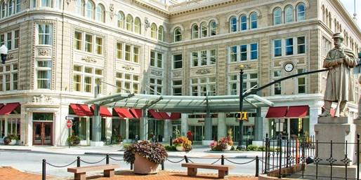 $99 -- Lancaster: 4-Star Downtown Escape into Summer