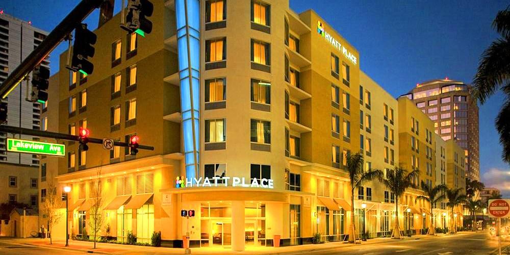 Hyatt Place West Palm Beach/Downtown -- West Palm Beach, FL