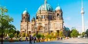 ab 135 € -- Städtereisen mit Bahn & 4 Tagen Hotel, -43%