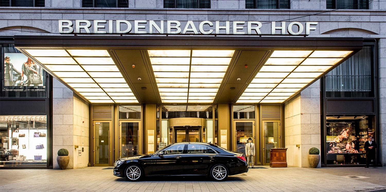 Breidenbacher Hof, a Capella Hotel -- Düsseldorf