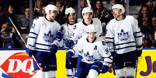 $17 -- Toronto Marlies Hockey incl. Weekend Games, Save 35%
