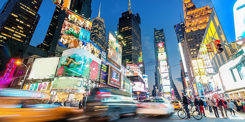 Distrikt Hotel New York City Times Square -- 中城区, 纽约