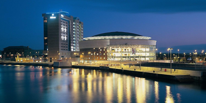 Hilton Belfast hotel -- Belfast, United Kingdom