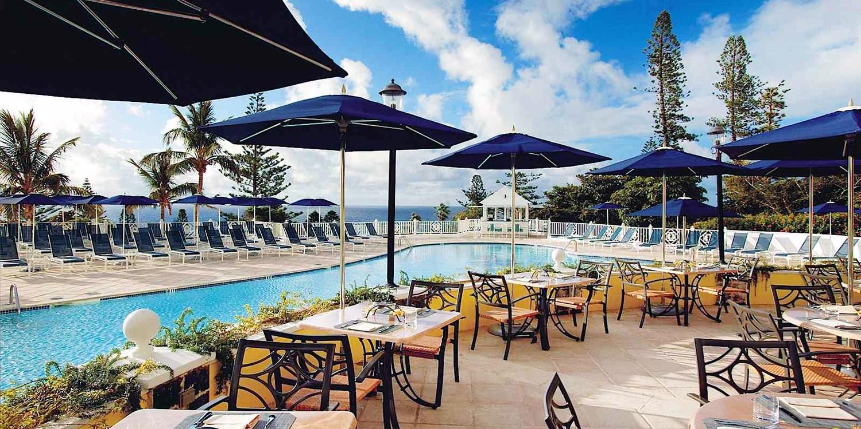 Elbow Beach Bermuda -- Hamilton, Bermuda