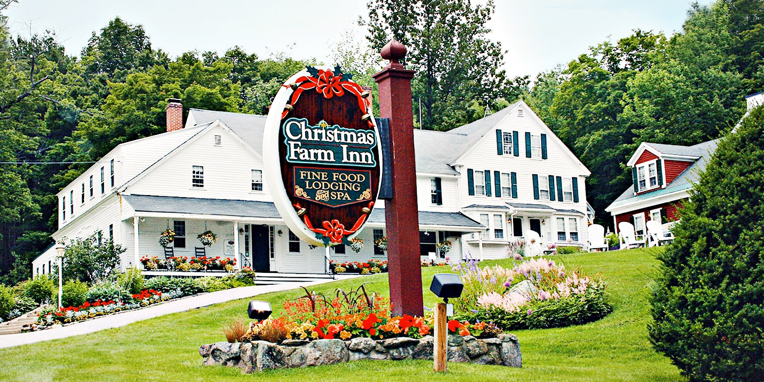 $109 -- Charming New Hampshire Inn w/Breakfast, 50% Off