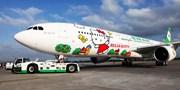 ¥7,299起 -- 立减1,000!5花正暑假 长荣Hello Kitty班机直飞 亲子DIY台湾环岛8日