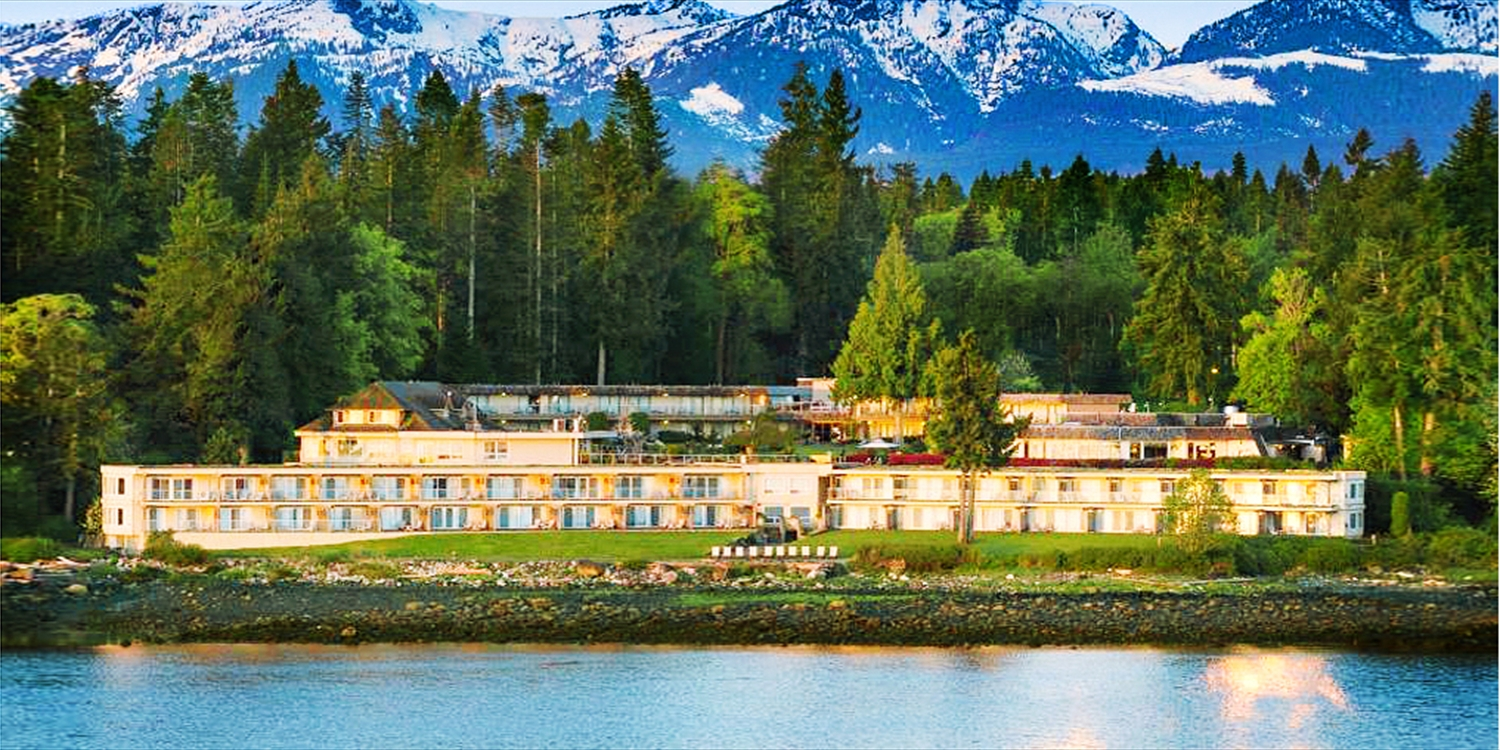 $215 -- Vancouver Island 2-Nt. Escape w/$160 in Dining & Spa