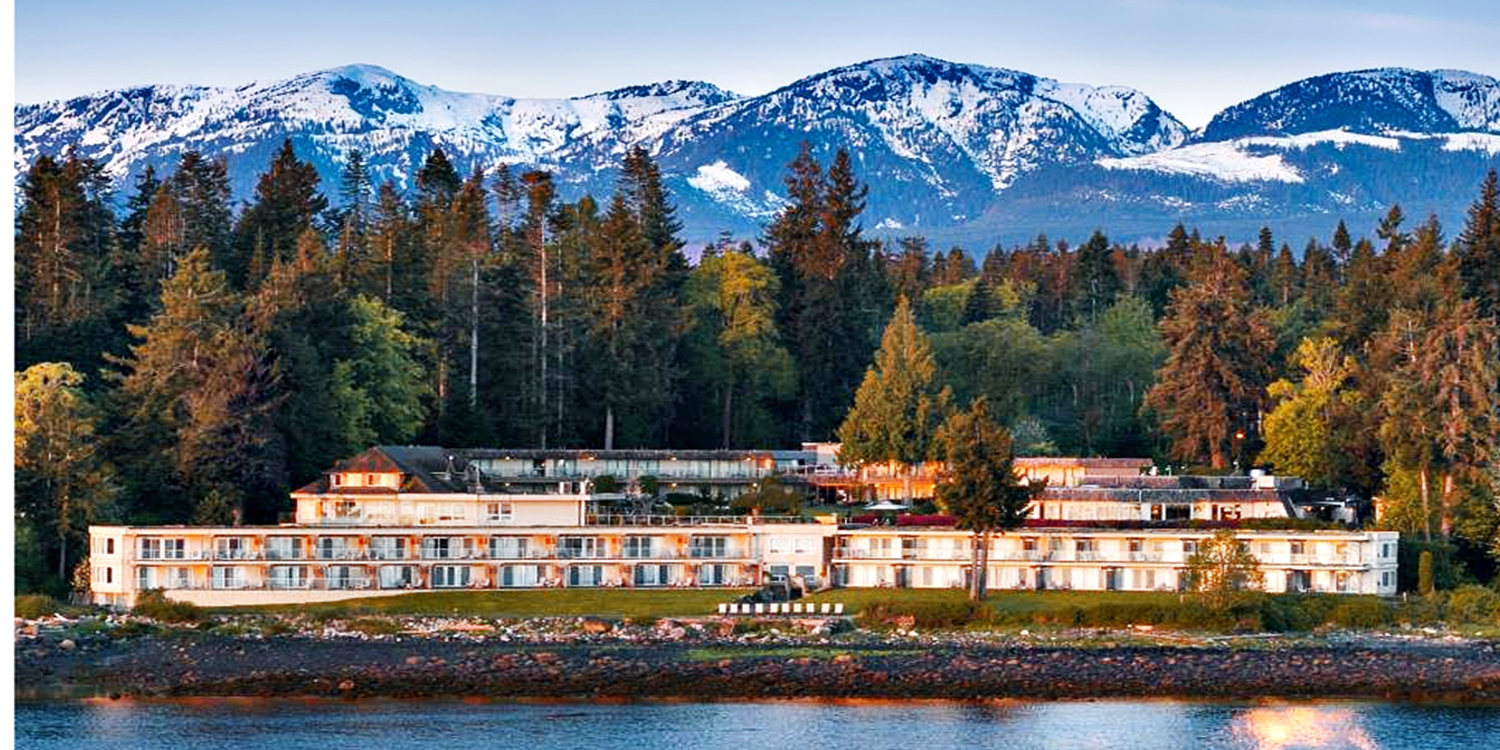 $142 -- Vancouver Island: 2 Nts. w/$50 in Dining, Reg. $255