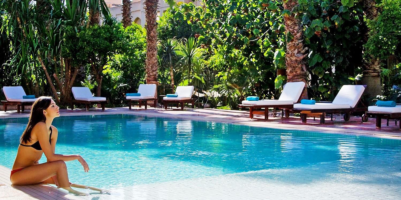Les Jardins de la Médina -- Marrakesh, Maroc