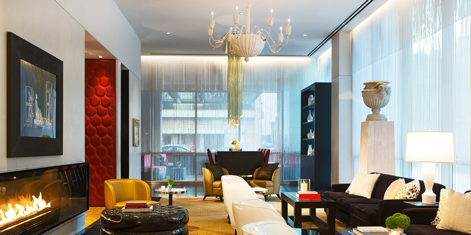 £95 Now,£122 in Spring – 'Sophisticated' Chicago 4-Star Hotel -- River North, Chicago