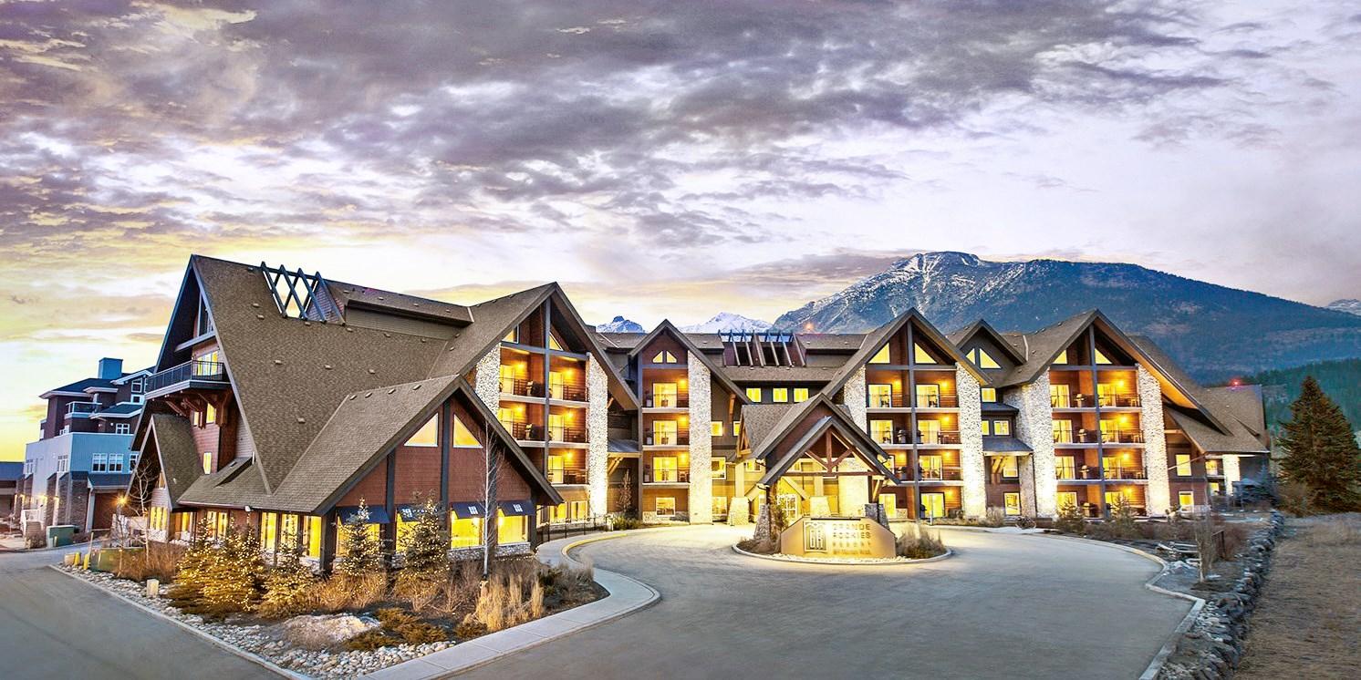 Grande Rockies Resort -- Canmore, Canada