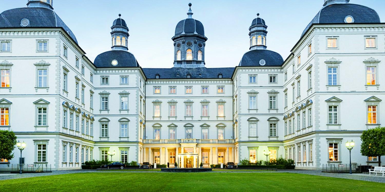 Althoff Grandhotel Schloss Bensberg -- Bergisch Gladbach, Germany