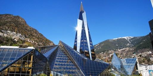 134€ -- Andorre : 2 nuits & entrées à l'Espace Caldea, -48%