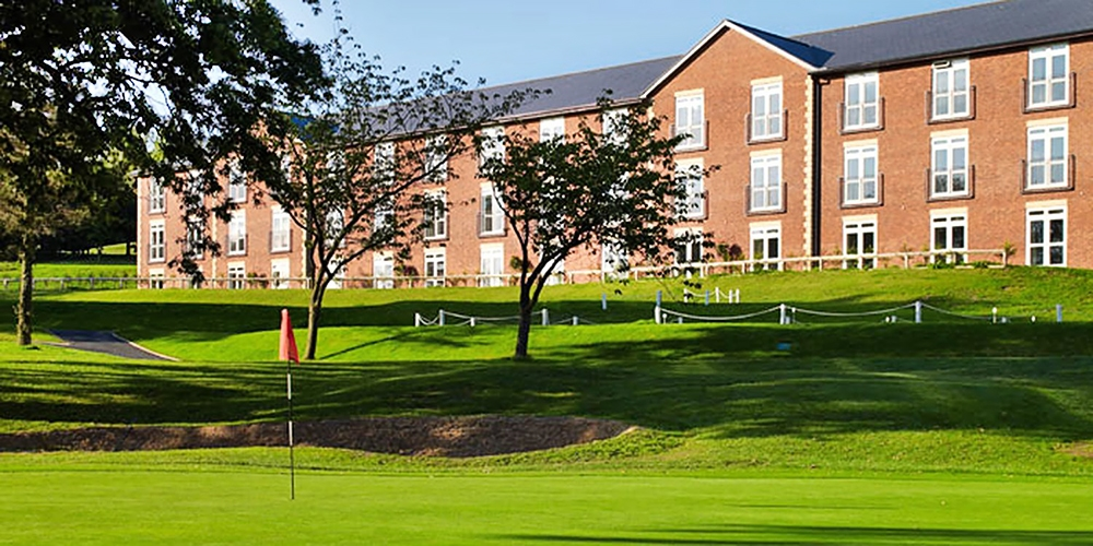 Macdonald Hill Valley Hotel Golf & Spa -- Whitchurch, United Kingdom