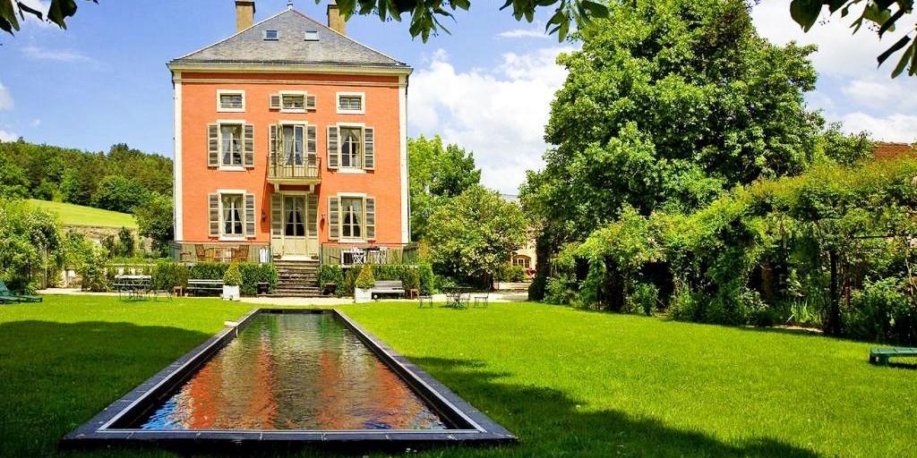 Hôtel Château de Courban & Spa Nuxe -- Courban, France