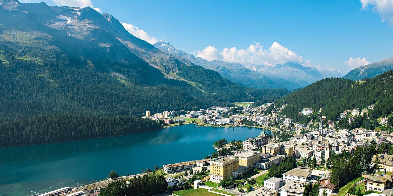 Kulm Hotel St. Moritz -- Grisons, Switzerland