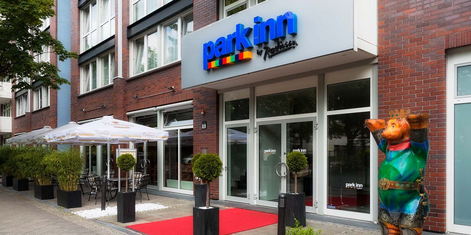 Park Inn by Radisson Berlin City West -- Berlin