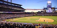 $10 -- Rockies Games vs. Dodgers and Giants